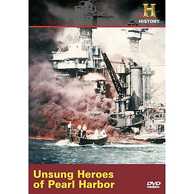 Unsung Heroes of Pearl Harbor (DVD)