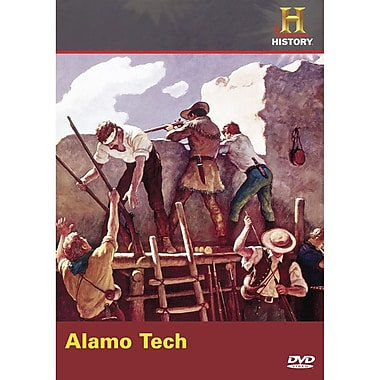 Wild West Tech: Alamo Tech (DVD)