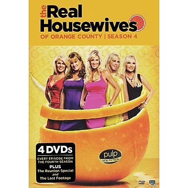 The Real Housewives of Orange County: Season 4 (DVD)