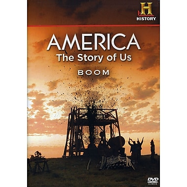 America - The Story of Us - Boom (DVD)