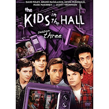 The Kids In The Hall: Season 3 (DVD)
