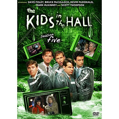 The Kids In The Hall: Season Five (DVD)
