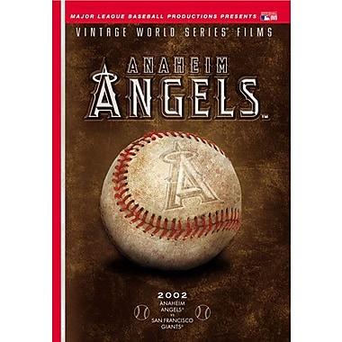 The Anaheim Angels 2002 World Series (DVD)