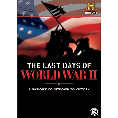 The Last Days of World War II (DVD)