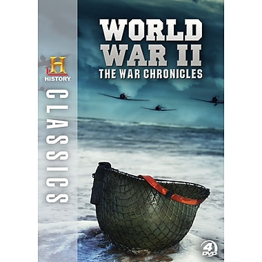 History Classics-Wwii-War Chronicles(4) (DVD)