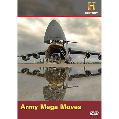 Mega Movers: Army Mega Moves (DVD)