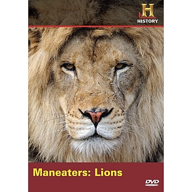Maneaters: Lions (DVD)