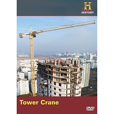 Mega Movers: Tower Crane (DVD)