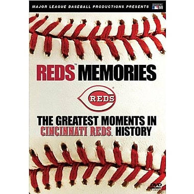 Reds Memories: The Greatest Moments in Cincinnati Reds History (DVD)