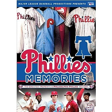 Phillies Memories: The Greatest Moments in Philadelphia Phillies History (DVD)
