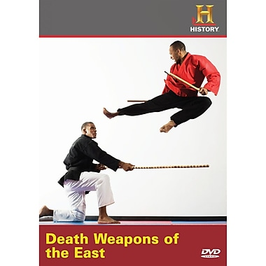 Ancient Discoveries: Death Weapons of the East (DVD)