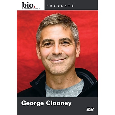 Biography George Clooney (DVD)