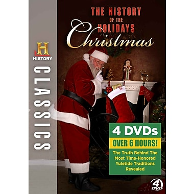 History Classics: The History Of The Holidays: Christmas (DVD)