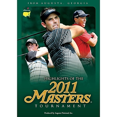 Highlights of the2011 Masters Tournament (DVD)