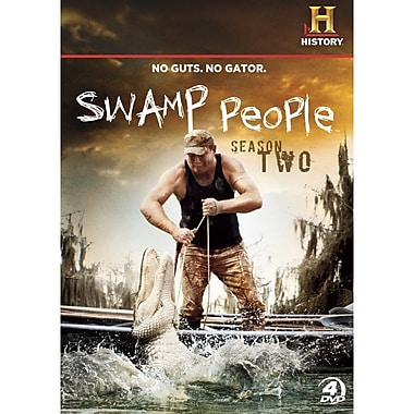 Swamp People: Season 2 (DVD)