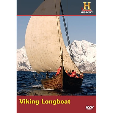 Big Build - Viking Longboat (DVD)