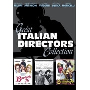 Great Italian Director's Collection (DVD)