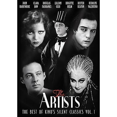 The Artists: The Best of Kino's Silent Classics Volume 1 (DVD)