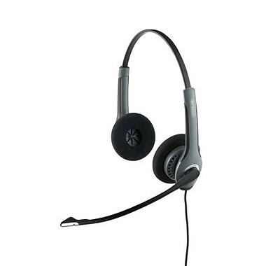 Jabra® GN2025 Duo Bundle Lync Optimized Corded Headset