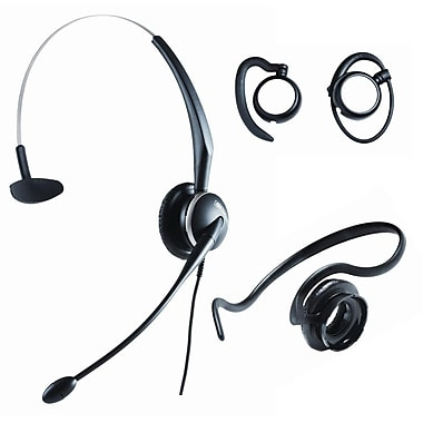 Jabra® GN2124 Quick Disconnect 4-in-1 Mono Corded Headset