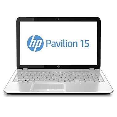 HP Pavilion 15-e085nr Laptop PC, Pearl White