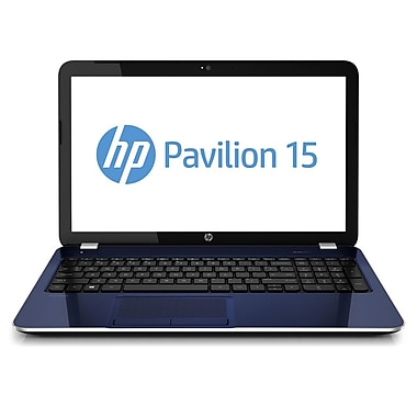 HP Pavilion 15-e087nr Laptop PC, Revolutionary blue