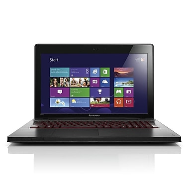 Lenovo IdeaPad Y510p 59390909 Laptop PC, Black