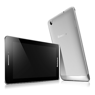 Lenovo IdeaTab S5000 Tablet, Silver Grey