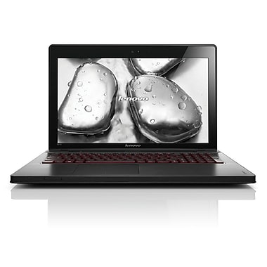 Lenovo IdeaPad Y510p Laptop PC, Black