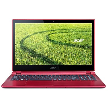 Acer Aspire V5-552P-8629 Touch Screen Notebook PC, Red Blush