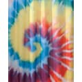 InterDesign® 72in. x 72in. Tie Dye Polyester Shower Curtain