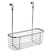 InterDesign® Axis Over The Cabinet X2 Basket, Silver