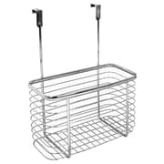InterDesign® Axis Over The Cabinet X7 Basket, Silver