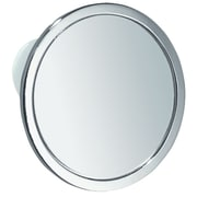InterDesign® Suction Fog-Free Mirror, Chrome