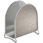 InterDesign® Twillo Napkin Holder, Metallico
