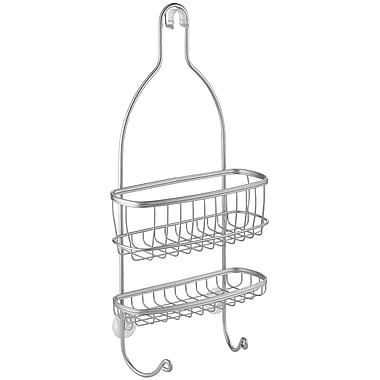 InterDesign® York Shower Caddy, Silver