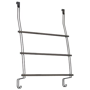 InterDesign® Classico Over the Shower Door Towel Racks