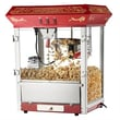 Great Northern Popcorn 8 Oz. Popcorn Popper Machine; Red