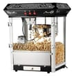 Great Northern Popcorn 8 Oz. Popcorn Popper Machine; Black