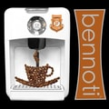 Bennoti Furia Italian Espresso Cappuccino and Coffee Maker