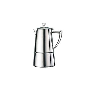 Cuisinox Roma Espresso Coffee Maker; 6 cup