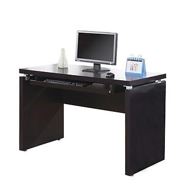 Monarch Specialties Inc. Computer Desk, Cappuccino (I 7003)