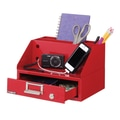 MMF Industries™ Docking Station , Red