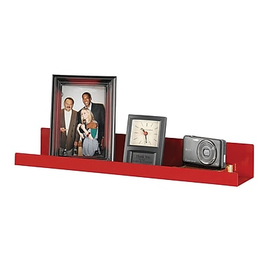 MMF Industries™ STEELMASTER® Soho Collection™ Metal Display Shelves