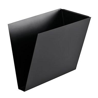 MMF Industries™ STEELMASTER® Slot System Component Paper Sorter, Black