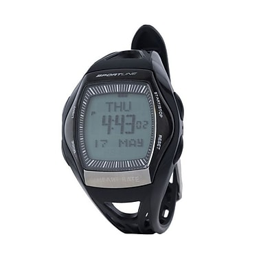 Sportline® Solo 965 Women's Pedometer and Heart Rate Monitor