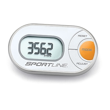 Sportline® 310 Qlip Pedometer