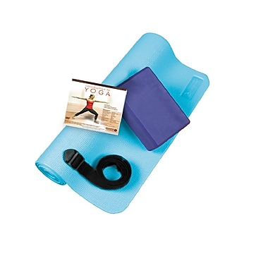 Trimax Sports Zenzation Deluxe Yoga Kit