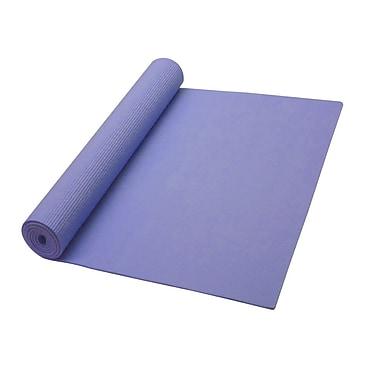 Trimax Sports Zenzation PurAthletics Yoga Sticky Mat, Lavender