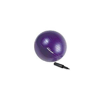 Trimax Sports® Purathletics™ 55cm Exercise Ball, Purple